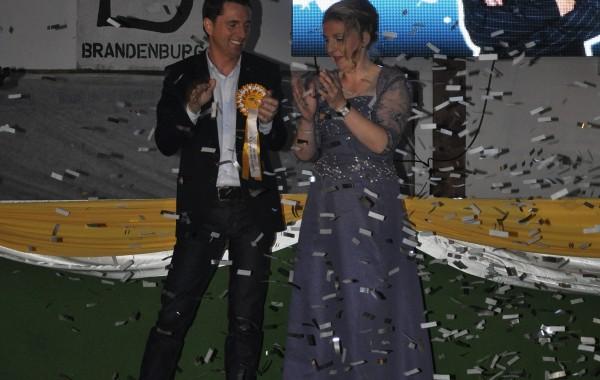 Jubiläums – Gala – mit Gast Deutschlands meistgebuchter Bauchredner Klaus und Willi