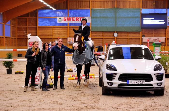 Preis des Porsche Zentrum Niederrhein