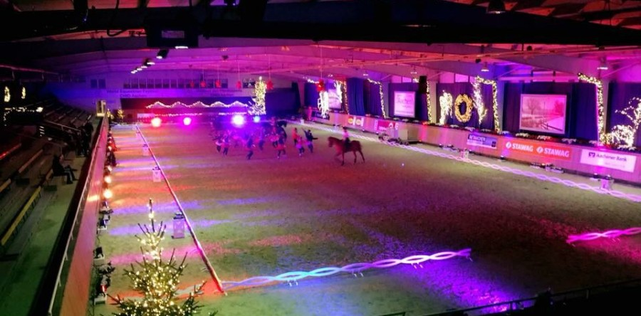 Aachen Dressage Youngsters
