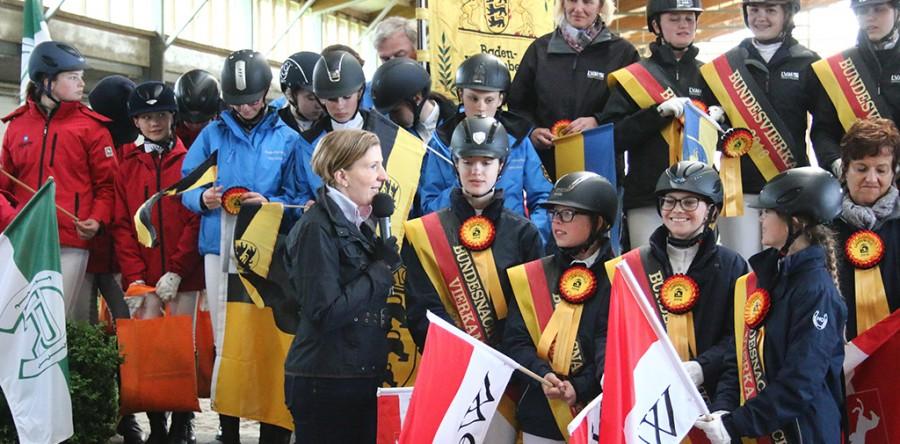 Pferdesportverband Rheinland –   Bundesvierkampf