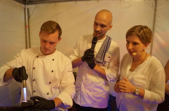 Live Cooking – Kalkar genießen