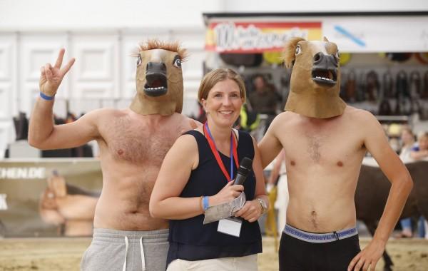 Horseman aus Frankreich