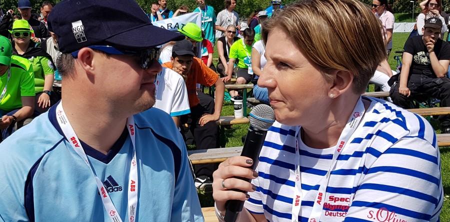 Special Olympics in Kiel – Pure Emotion