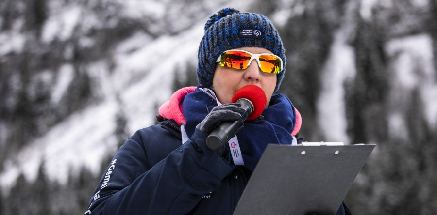 Special Olympics in Berchtesgaden